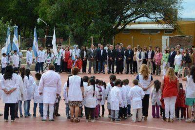 Comenzaron las clases en toda la provincia de San Luis