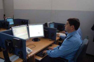 Centro de Monitoreo: firman el contrato y en 180 días tiene que estar funcionando