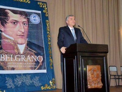 """Para Morales """"la educación es la política pública más importante"""""""
