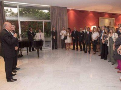 FUNCIONARIOS JUJEÑOS SE REUNIERON CON LOS EMBAJADORES DE ARGENTINA Y CHILE