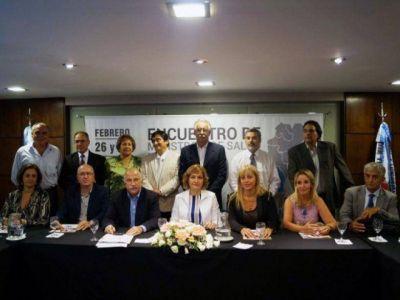 FIAD PARTICIP� DEL ENCUENTRO DE MINISTROS DE SALUD DEL NOA