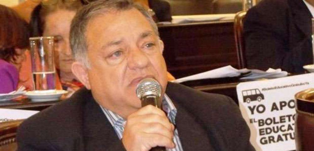 Oscar Chamia será el Vicepresidente Primero de la Cámara de diputados