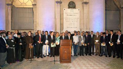 Pacto de Padua: mensaje de unidad y crecimiento bajo el ala de Francisco