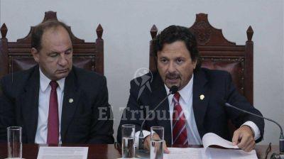 Sáenz pidió más coparticipación y lanzó beneficios impositivos