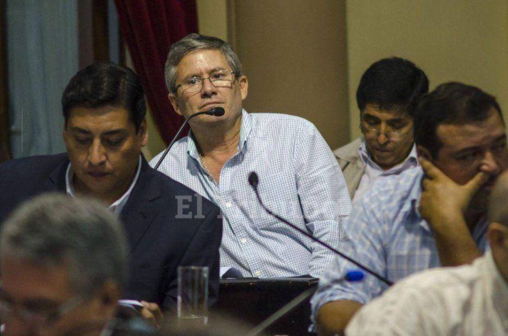 La intervención a Moldes mostró la crisis financiera de los municipios