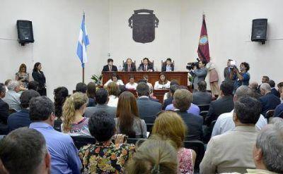 Concejales se refirieron al discurso del Intendente en el Concejo Deliberante