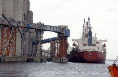 El Consorcio de Gestión de Puerto Quequén cumple 22 años en plena expansión