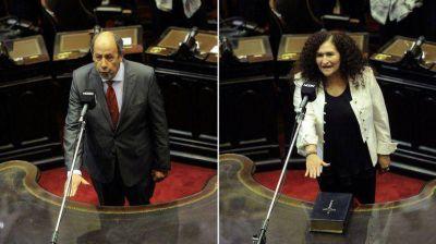 Jur� Lucila Dur� y otros 23 diputados nacionales