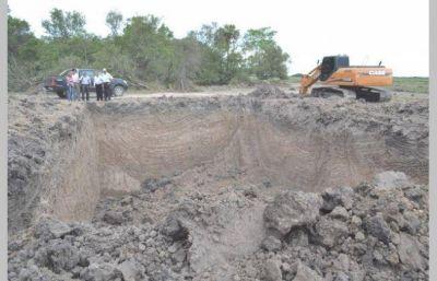 En noviembre de 2017 planean sanear el vertedero Mar�a Sara