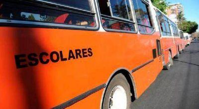 Herencia sciolista: Transportistas escolares podrían extender corte en el servicio a varios distritos