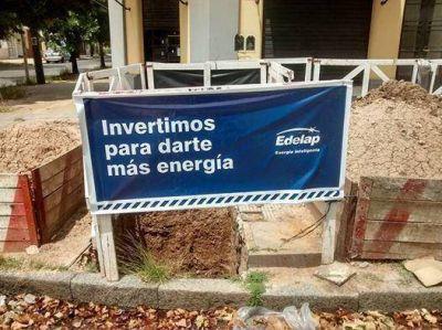 EDELAP: CORTES PROGRAMADOS PARA EL MIÉRCOLES 2 DE MARZO