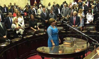 Asumi� la nueva diputada nacional por La Rioja: Clara Vega