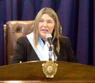 """Bertone aseguró haber recibido una provincia """"en caos económico y presupuestario"""""""