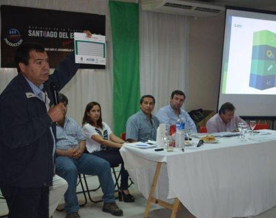 Encuentro de Agentes de Desarrollo de la Provincia