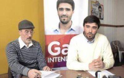 Olavarría: Galli desplazó a otro funcionario