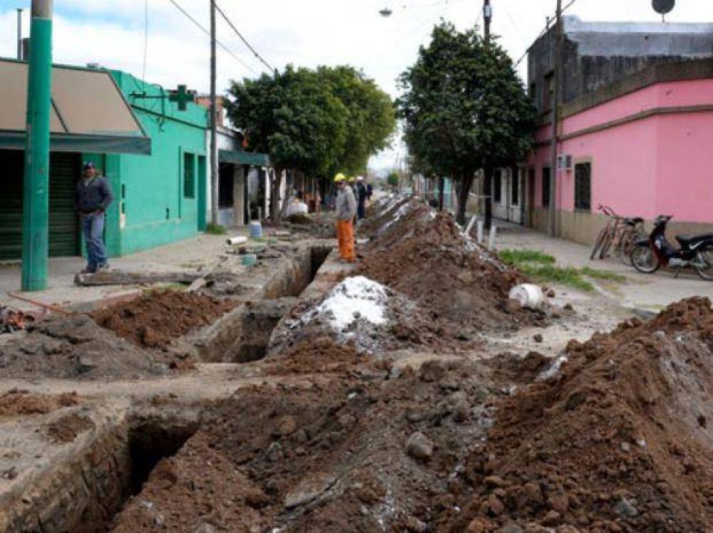 Mónica Fein anunciará obras barriales por mil millones de pesos en 2016