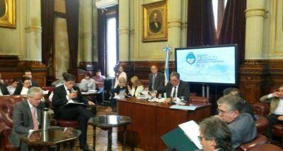Rodolfo Urtubey �Ma�ana comenzaremos a analizar en Audiencia P�blica los pliegos de los postulados para ingresar a la Corte�