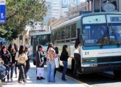 El transporte de pasajeros de Paraná recibió en febrero casi 11 millones de pesos en subsidios