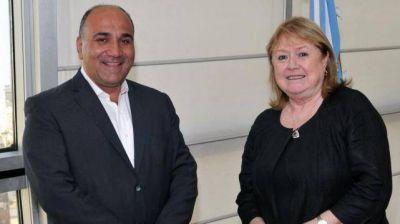 Manzur se reunió con Malcorra para expandir mercados internacionales