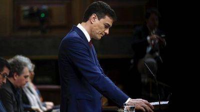El socialismo español pierde la primera votación por la presidencia