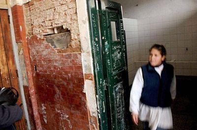 Desde Suteba alertan sobre el mal estado de varias escuelas