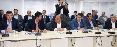 Manzur junto a los gobernadores del PJ condicionan el apoyo legislativo a Macri