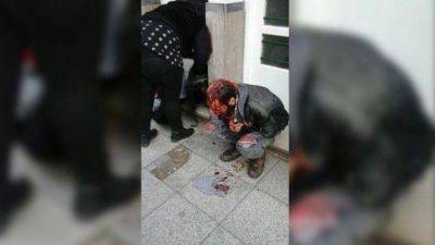 Ataques neonazis: detuvieron al yerno de Pampillón