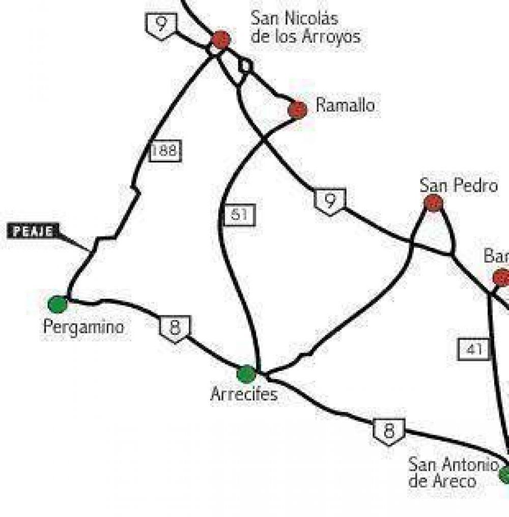 Concejo Deliberante Audiencia Pública por la rezonificación de la Ruta 188