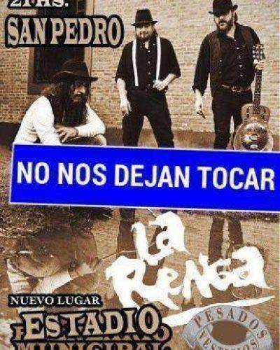 La Cámpora pide Rock: quiere saber porqué Vidal no deja tocar a La Renga en La Plata