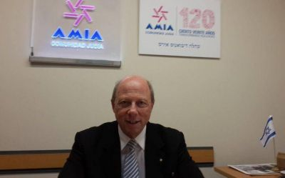 Mario Sobol es el nuevo presidente de Avodá y aboga por una lista de unidad en las elecciones de AMIA