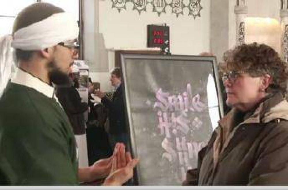 Musulmanes de Nueva York abren sus mezquitas a los no musulmanes
