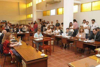 El Intendente Infante brindará su mensaje ante el HCD