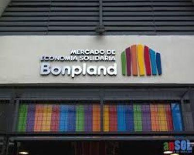 Se reanud� el v�nculo comercial de peque�os productores con el Mercado Solidario Bonpland
