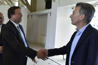 Macri llega a Bariloche