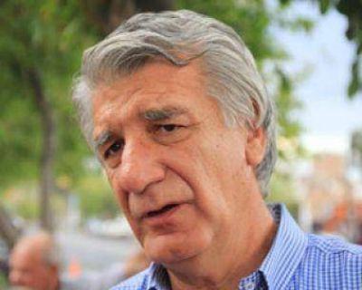 Juan Carlos Gioja quiere más Coparticipación municipal
