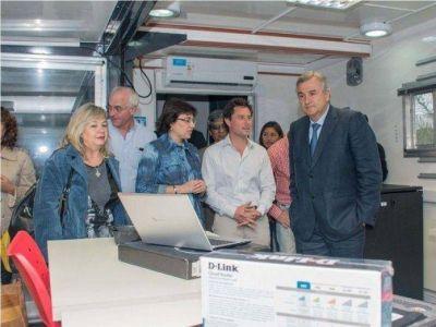 Se implementará el programa de Aulas Móviles en Jujuy