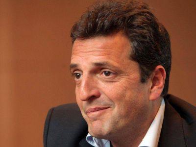 Sin Macri, Massa quiere posicionarse en la Vendimia