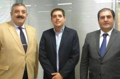 Autoridades del CIRA visitaron la Dirección General de Cultos