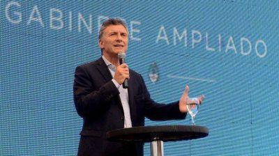 Mauricio Macri convocó a los 24 intendentes de las capitales provinciales