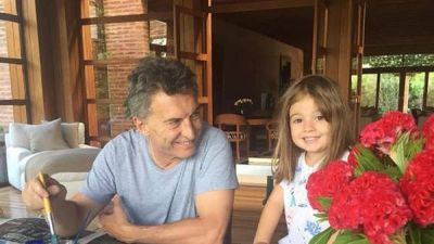 Las hijas de Macri y Fito Páez van al mismo colegio