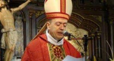 El obispo Marino manifestó su rechazó a los violentos