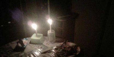 Varias zonas de Tucumán se quedaron sin servicio eléctrico
