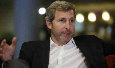 """Frigerio aseguró que la Nación está pagando """"lo que se puede"""""""