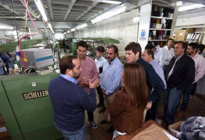 Legisladores se reunieron con Arroyo y mantuvieron actividades en Mar del Plata