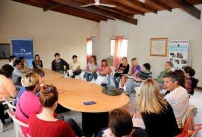 La Secretaría de Protección Ciudadana continúa con su ronda de reuniones en los barrios