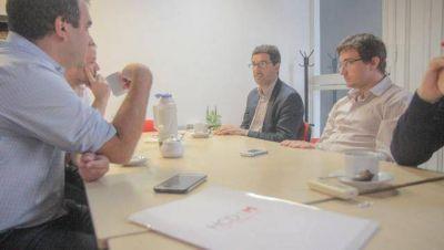 En Poder Ciudadano, Sabbatella y Ghi denunciaron la falta de transparencia en Morón