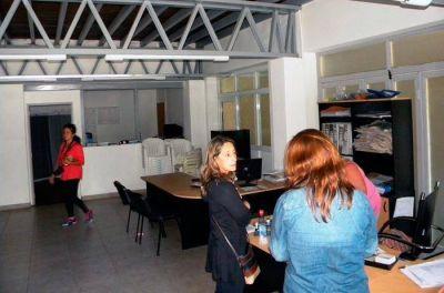 Empleados de Olavarría desalojaron la delegación Saladillo del ex Afsca