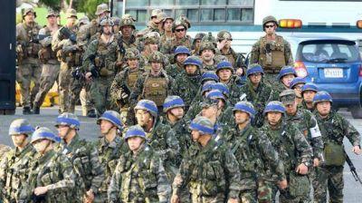 Corea del Norte amenaza con reducir a Estados Unidos y Corea del Sur a