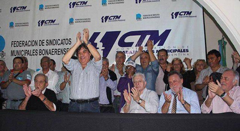 Municipales denunciaron el despido de 10 mil empleados en todo el país