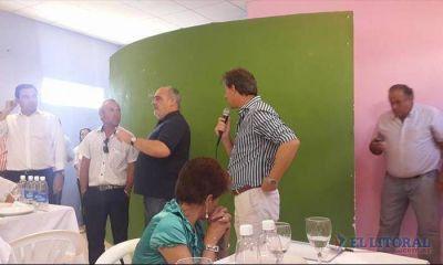 Colombi volvi� a reunir a intendentes de ECO para apuntalar gestiones nacionales